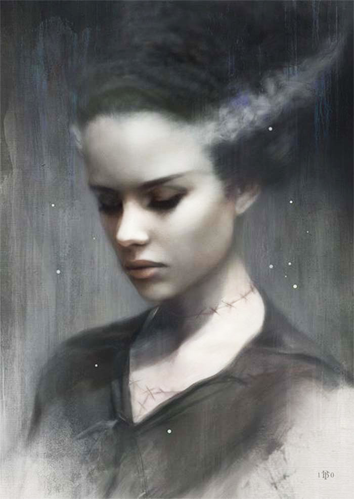 Tom Bagshaw - London Miles gallery and Fine Grime on